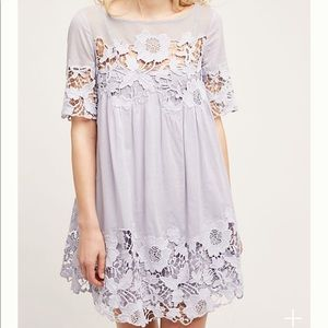 Anthropologie Holding Hands Magnolia Lace Dress